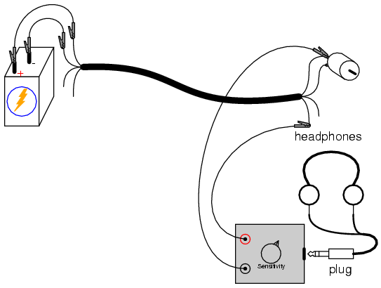 05182 lessons in electric circuits volume vi (experiments) chapter 4,Current Relay Wiring